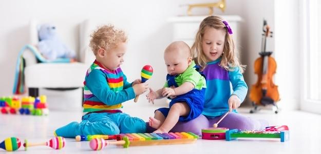 HRY na rozvíjanie tvorivosti a samostatnosti dieťaťa