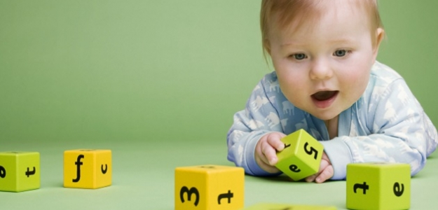 Múdre bábätko: Príklady pre hry s dieťaťom