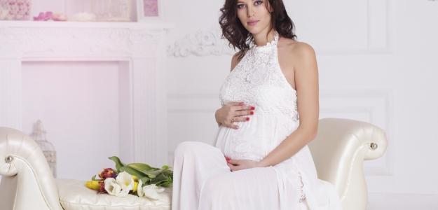 Pekná aj vtehotenstve