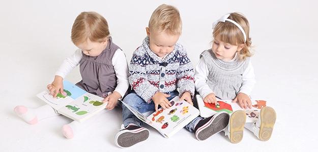 Viete vybrať správnu knihu pre vaše dieťatko?