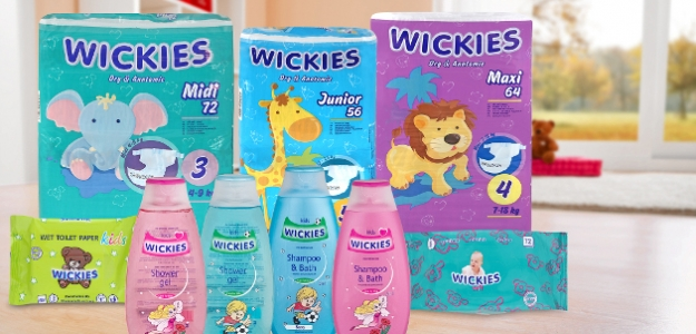 Wickies – dokonalá starostlivosť o detskú pokožku v lete
