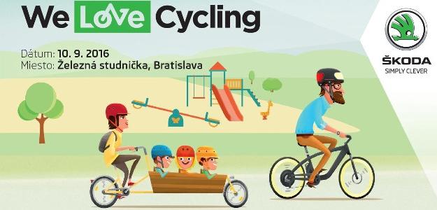 Poďte s deťmi von a zažite Rodinnú cykloolympiádu už túto sobotu!