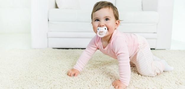 5 rád pre spokojný deň dieťatka