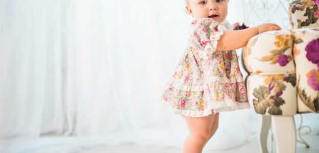 Kedy urobí dieťa prvé kroky?