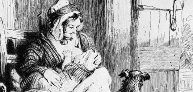 NEUVERITEĽNÉ: Týmto kŕmili bábätká v stredoveku!