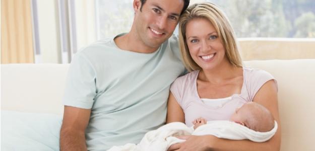 Očami oteckov: Po príchode zpôrodnice