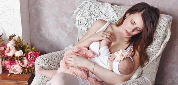 dojčenie a menštruáci po pôrode
