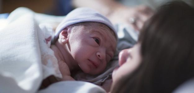Nedonosený novorodenec doma