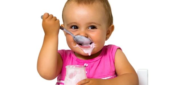 dieťa jogurt odkedy