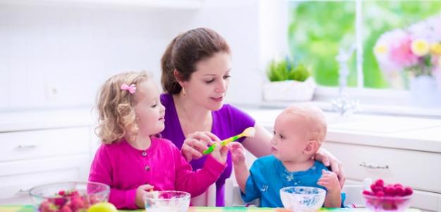 Žena doma: Potravinový biznis na deťoch