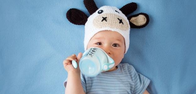 Prečo je pre deti najlepšia dojčenská voda?
