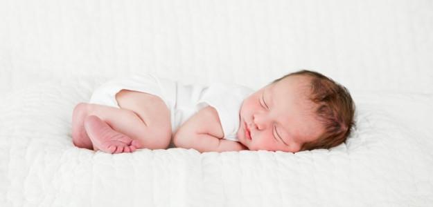 spánok detí v rôznom veku
