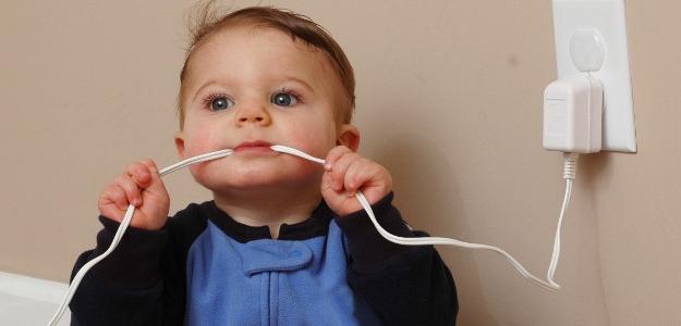 bezpečnosť detí, domáce spotrebiče, oheň, požiar, úraz, detské vysielačky