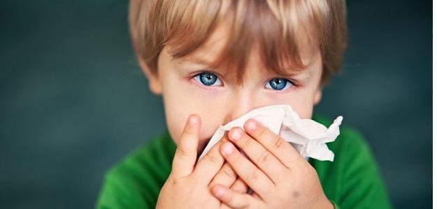 Alergická nádcha