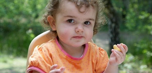 alergia na potraviny u detí