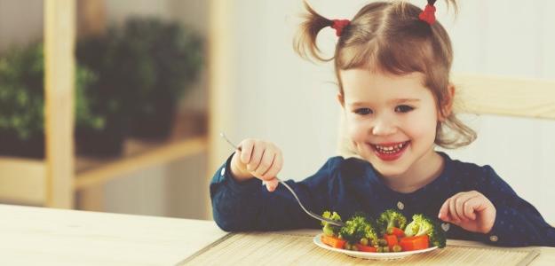 dojčenské recepty, príkrm, brokolica, fazuľka, karfiol