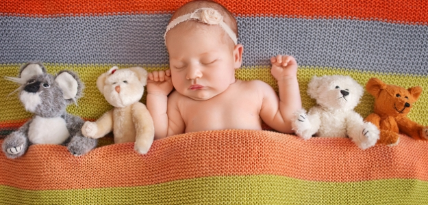 tajomstvá batoliat, batoľa, dieťa, spánok
