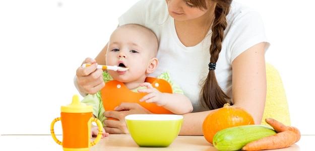 zelenina, letné recepty, dojčenské recety, mama, dieťa, prvý príkrm