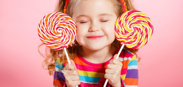 Mamy radia mamám: Zakazovať deťom sladkosti alebo nie?