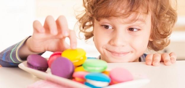 sladkosti, deti, cukor, agresivita u detí