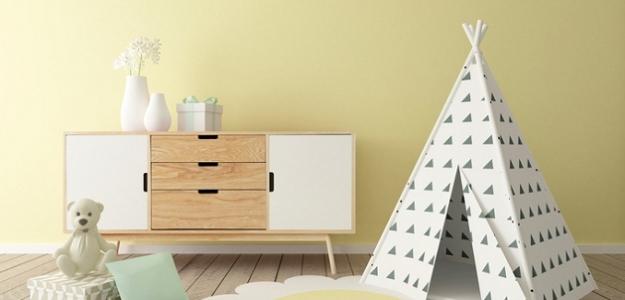 Prvá izbička: poradíme vám zariadiť detskú izbu