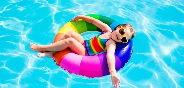 voda, leto, utopenie, deti, suché utopenie, bazén