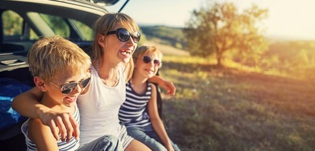 dovolenka s deťmi, cesta autom s deťmi