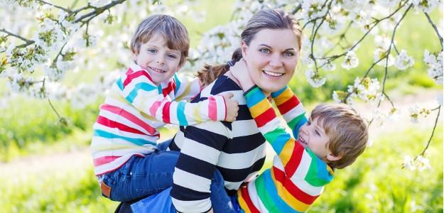 Rady mamám dvojčiat: predškolský vek