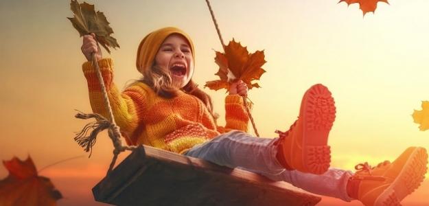 10 tipov, ako s deťmi príjemne stráviť babie leto