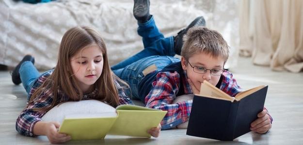 Rozvíjajte intelekt dieťaťa čítaním