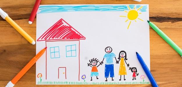 Detska Kresba Co Nam Chcu Svojimi Kresbami Deti Povedat Mama