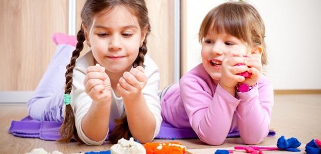 10 spôsobov, ako naučíte dieťa kreativite