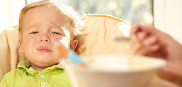 Poruchy príjmu potravy u detí: Náš syn nechce jesť ani piť...
