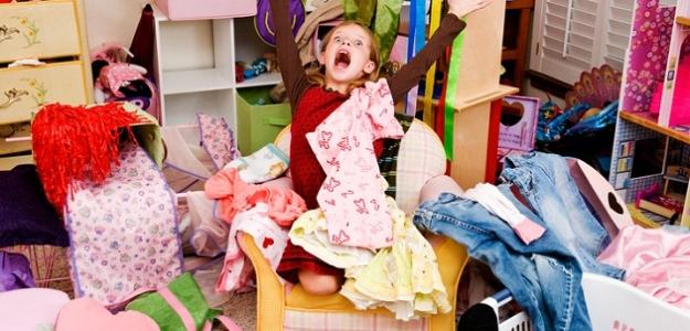 Keď sa dieťaťu nechce upratovať: trik pre rodičov