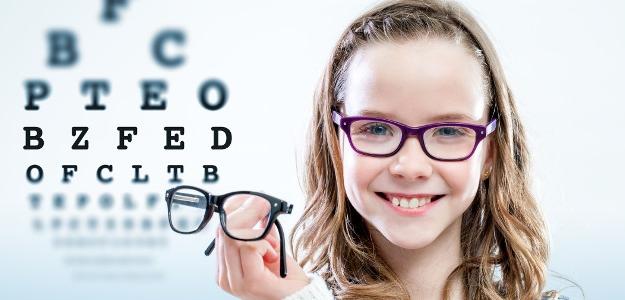 krátkozrakosť, ďalekozrakosť, tupozrakosť, očné vady, okuliare,