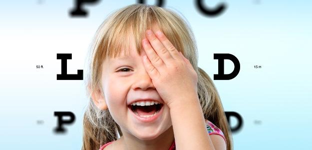 škúlenie, tupozrakosť, očné vady u detí, okuliare