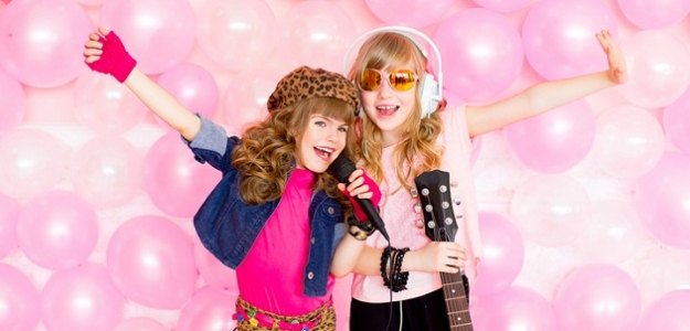 Hudba pomáha deťom sučením!