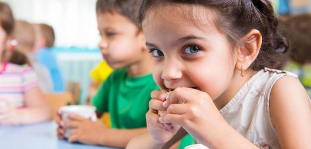 Stravovanie NAŠICH detí vmaterských školách