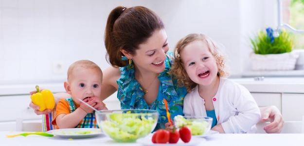 Radí doktorka: stravovanie škôlkarov a školákov: Ako by malo vyzerať?