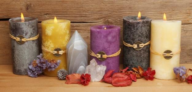 Vonné sviečky: Sú vhodné pri malom dieťati?