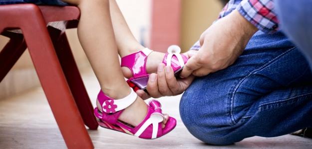 Ako správne vybrať topánky pre dieťa