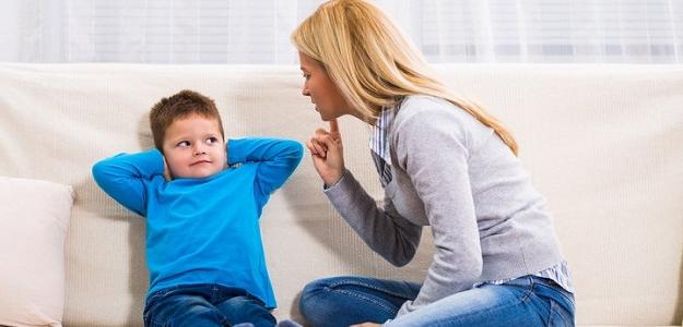Čo platí na tvrdohlavé dieťa?