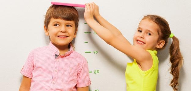 Výška dieťaťa: Aké vysoké bude moje dieťa?