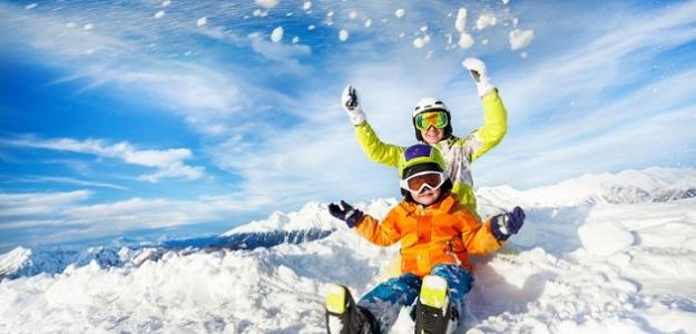 Zimná dovolenka alebo lyžovačka