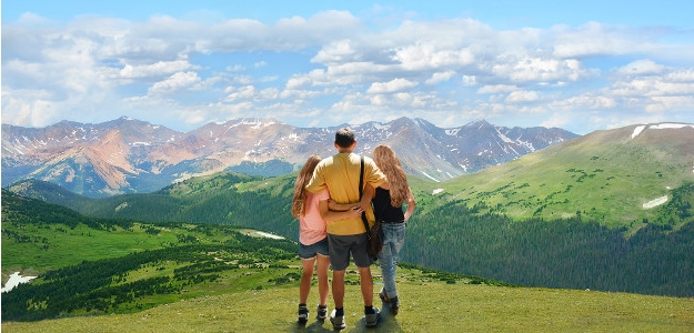 dovolenka na Slovensku, dovolenka v Čechách, hory, more, bicykel, hrady, zámky, aquapark