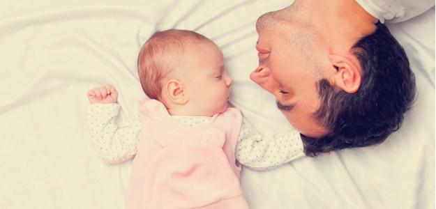 Očami muža: otec na materskej