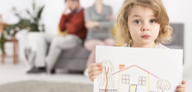 rozvod, hádky kvôli deťom, výchova