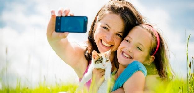 Fotografovanie detí