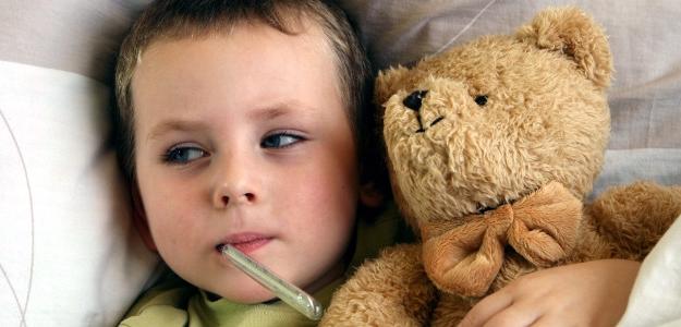 Môže mať dieťa chorobu z bozkávania?