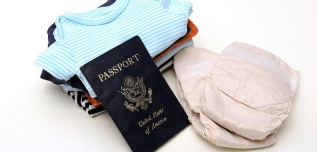 Cestovný pas pre vaše dieťa